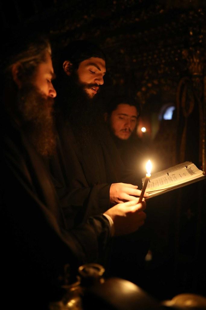 1 января 2018, Первый день Нового 2018 года на Святой Горе Афон / 1 January 2018, The first day of the New Year 2018 on the Holy Mount Athos