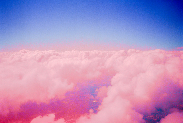 Color the Sky Pink