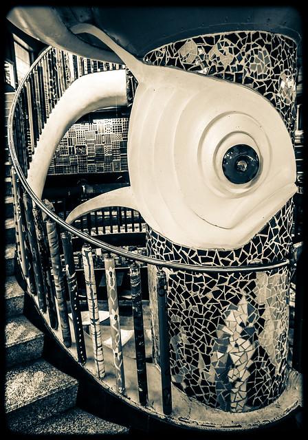 St. Louis City Museum Fish