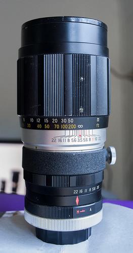 Tokina Tele-Auto 200mm 1:3.5