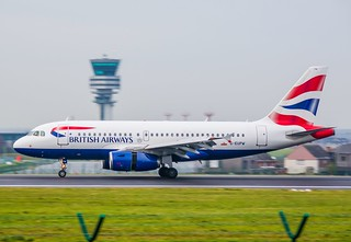 British airways A319 (G-EUPW) | by joeygastel
