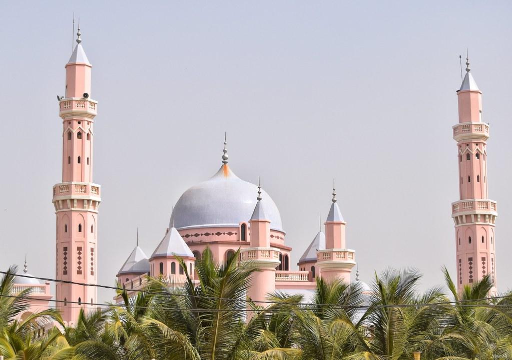 Mbour Mosque, Senegal | Nina_Ali | Flickr