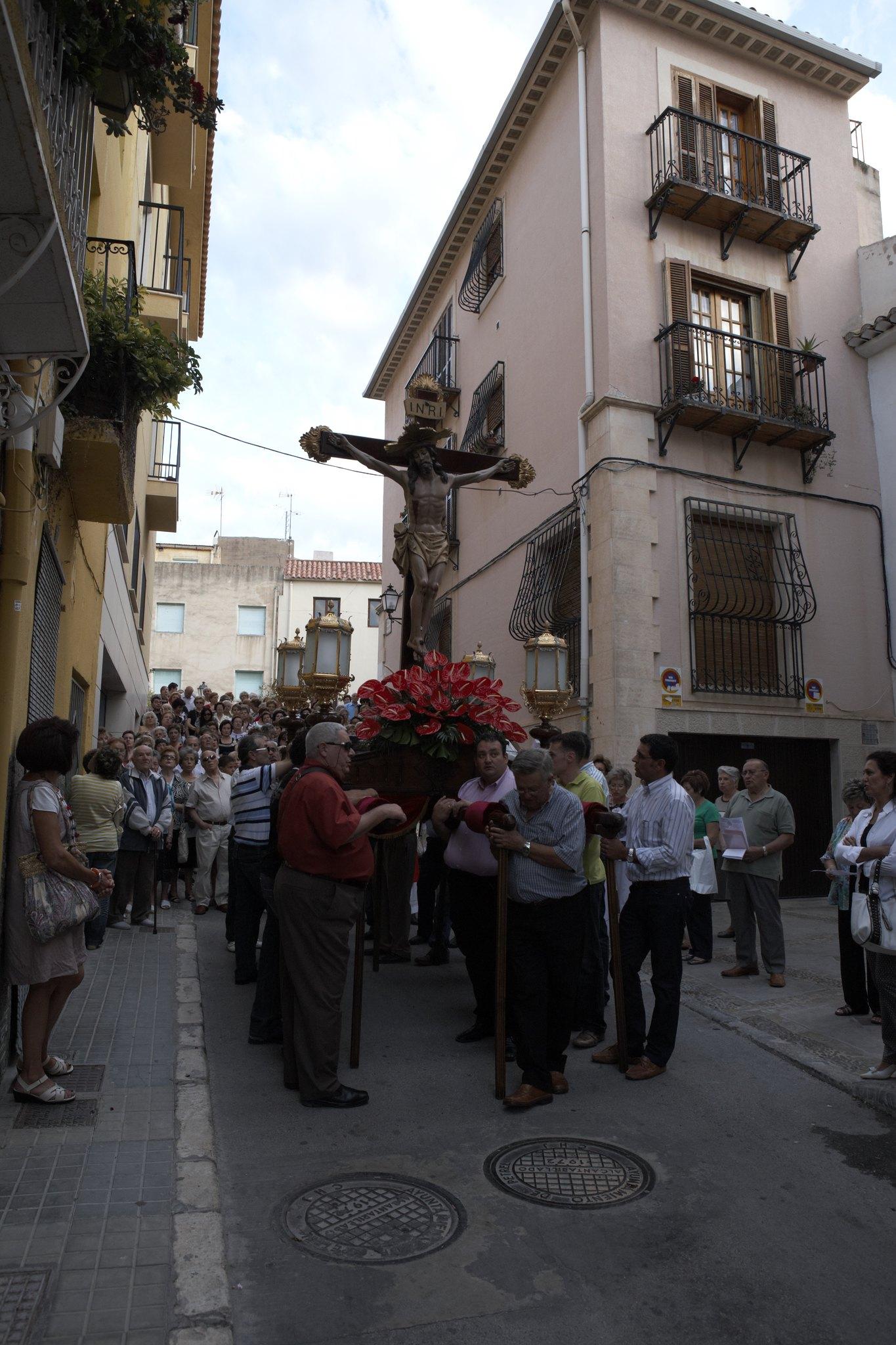 (2010-06-25) Vía Crucis de bajada - Heliodoro Corbí Sirvent (55)