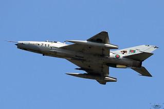2711: Bangladesh Air Force F-7BGI.