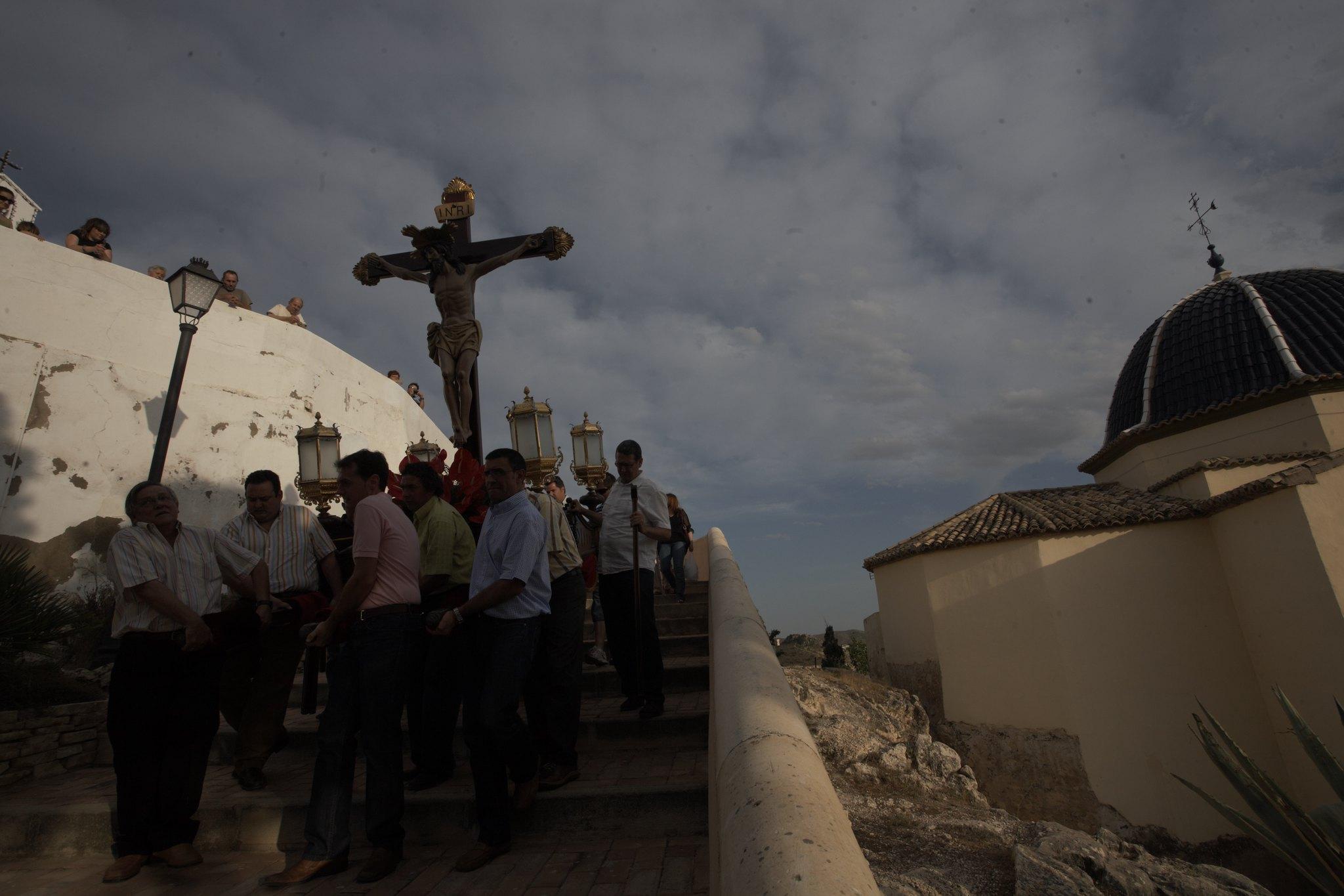(2009-06-26) Vía Crucis de bajada - Heliodoro Corbí Sirvent (77)
