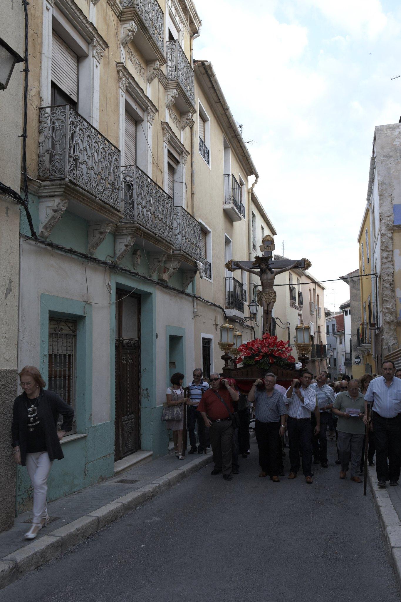 (2010-06-25) Vía Crucis de bajada - Heliodoro Corbí Sirvent (42)