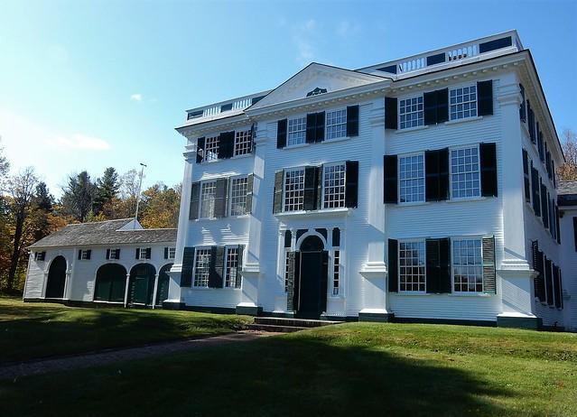 Historic New England, Barrett House, New Ipswich, New Hampshire