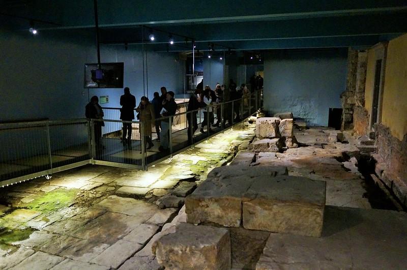 Roman baths at Bath