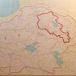 Original and current lands of Armenia