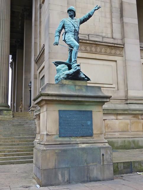 Major General William Earle, Liverpool, UK