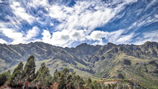 The landscapes of Queenstown, South Island, New Zealand (3)