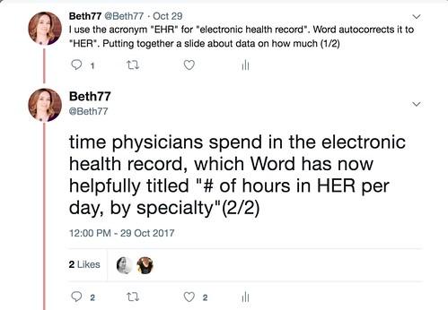 EHR   by Beth77