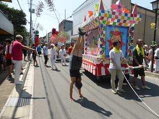 Tanabata parade