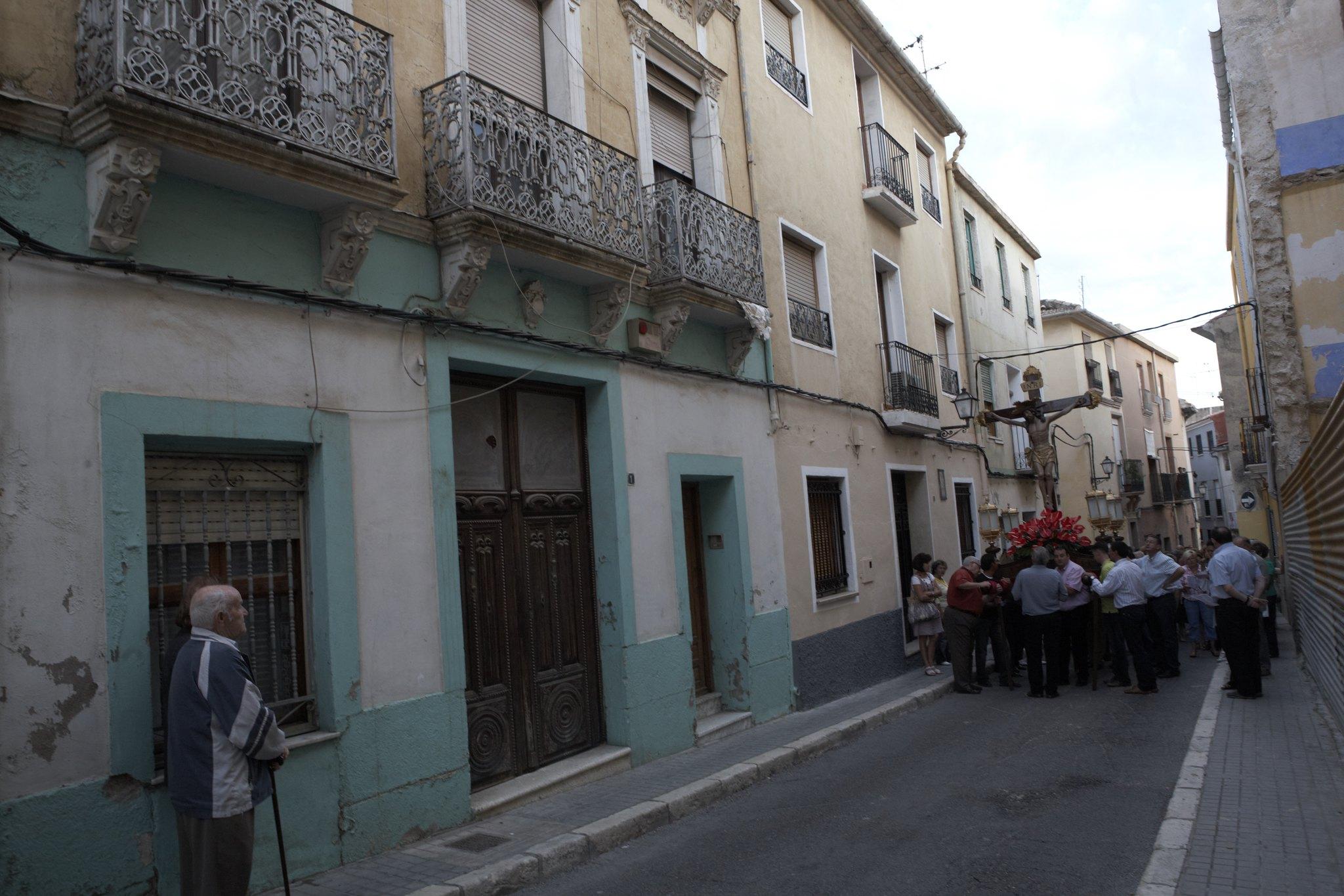 (2010-06-25) Vía Crucis de bajada - Heliodoro Corbí Sirvent (38)