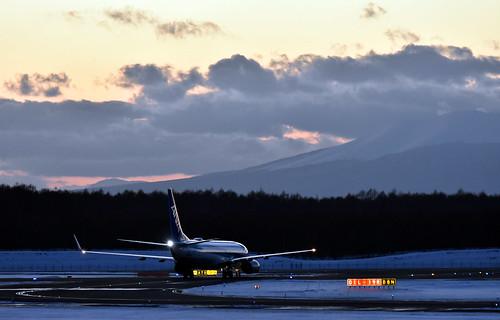 japan travel tour ana 737