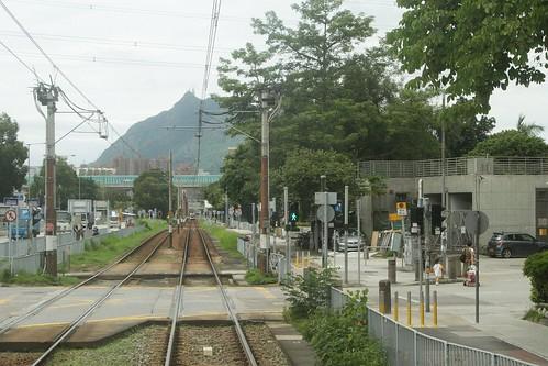 Rectifier station R7 at Chung Uk Tsuen