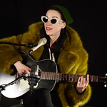 Mon, 04/12/2017 - 11:47pm - St. Vincent Live in Studio A 12.5.17 Photographer: Gus Philippas