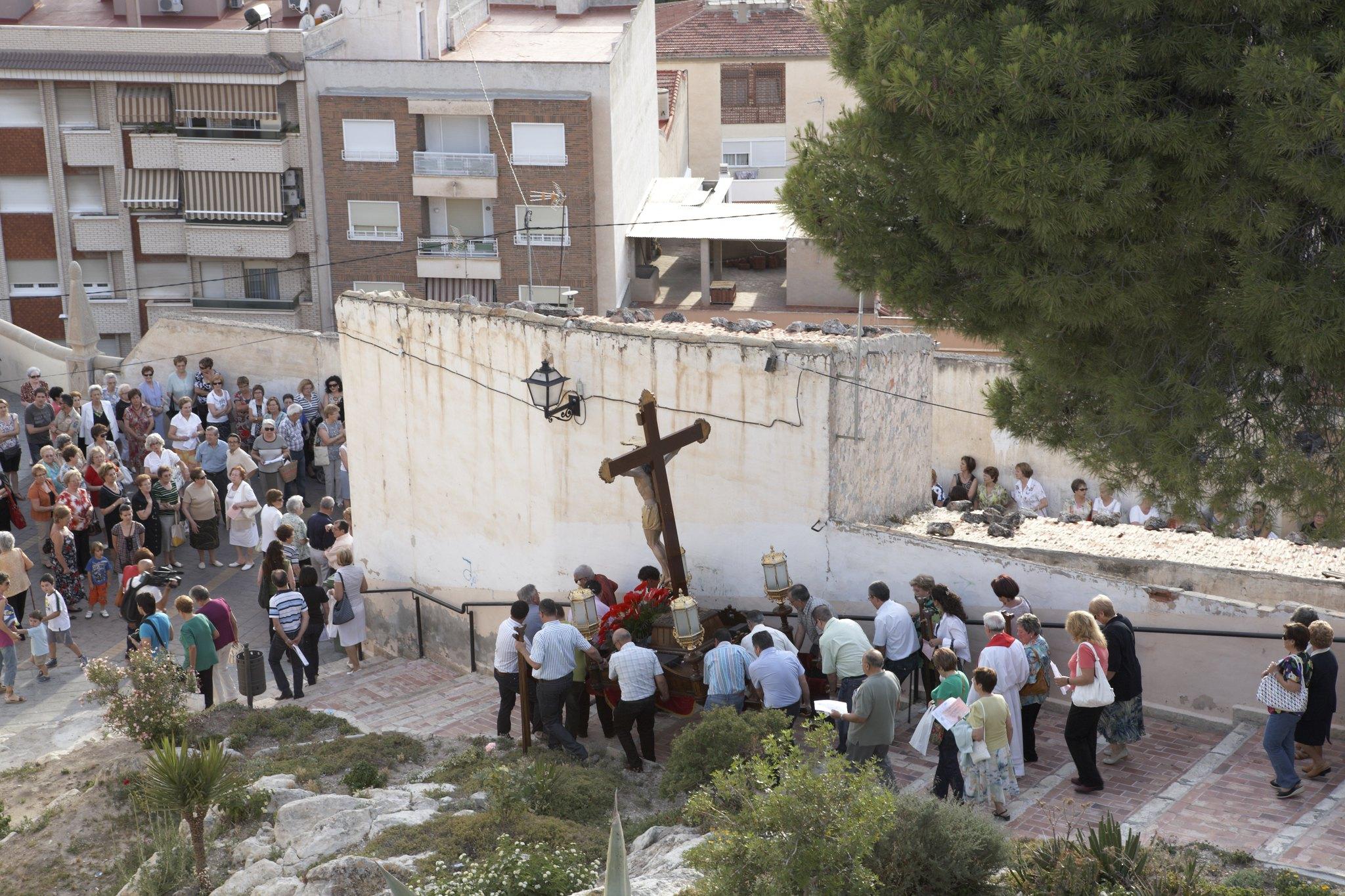 (2010-06-25) Vía Crucis de bajada - Heliodoro Corbí Sirvent (13)
