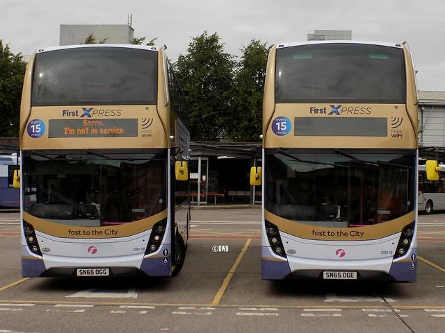 Stagecoach - Bluebird Buses Ltd 155 (GSO 92V), Leyland