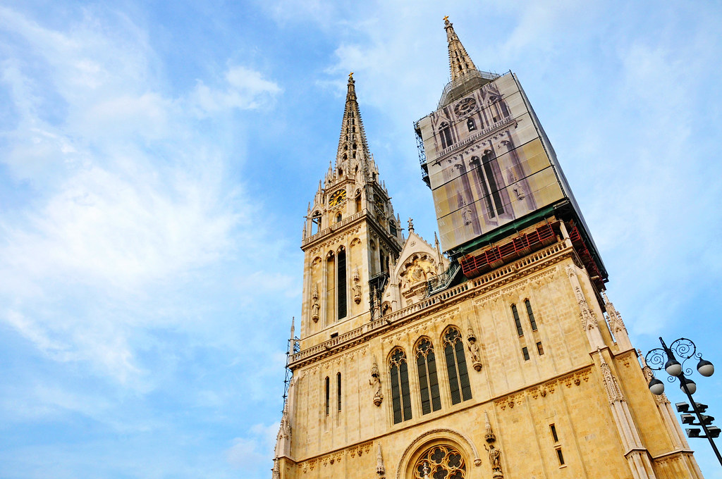 Image result for zagrebacka katedrala