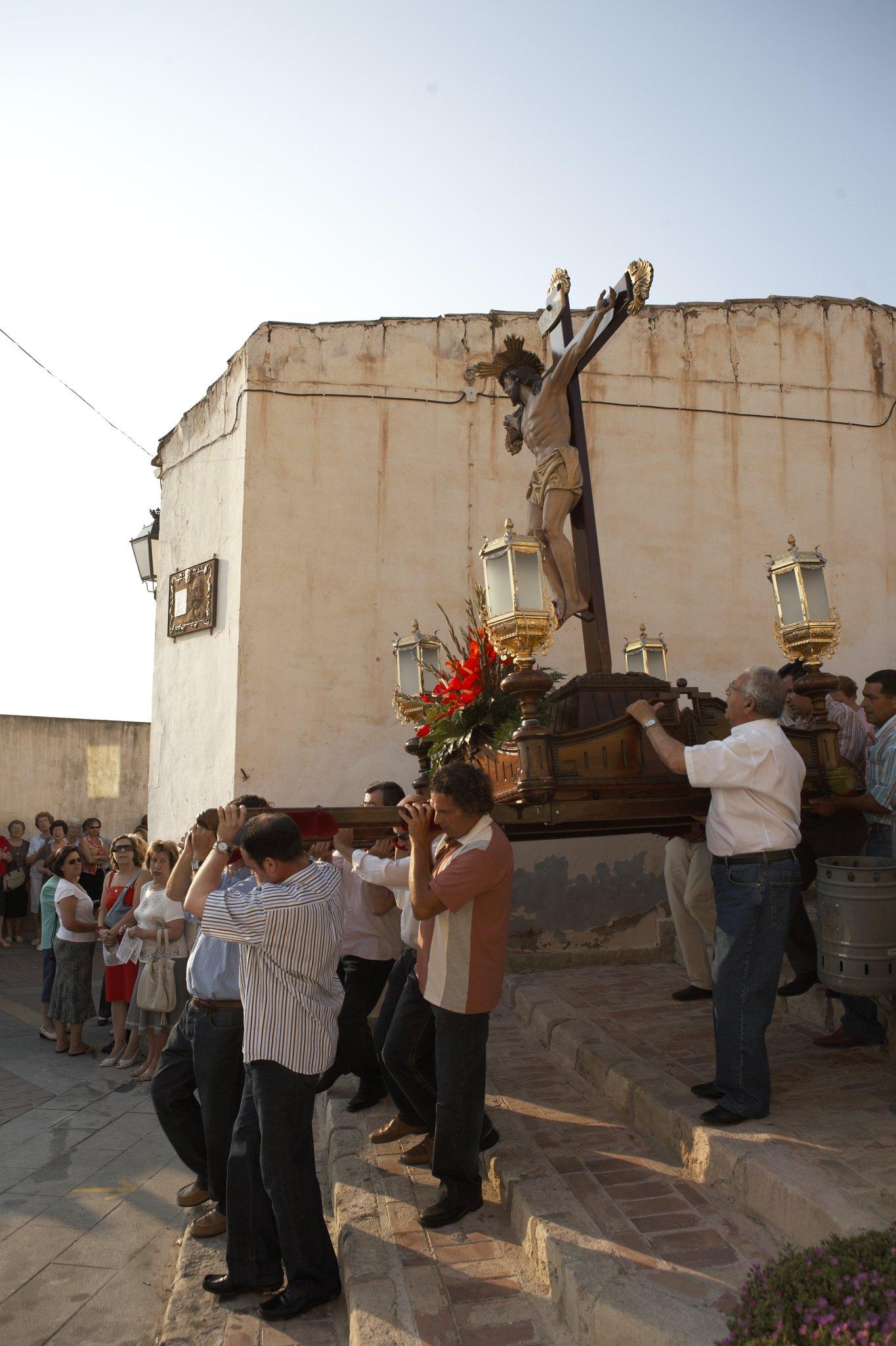 (2008-06-27) Vía Crucis de bajada - Heliodoro Corbí Sirvent (49)
