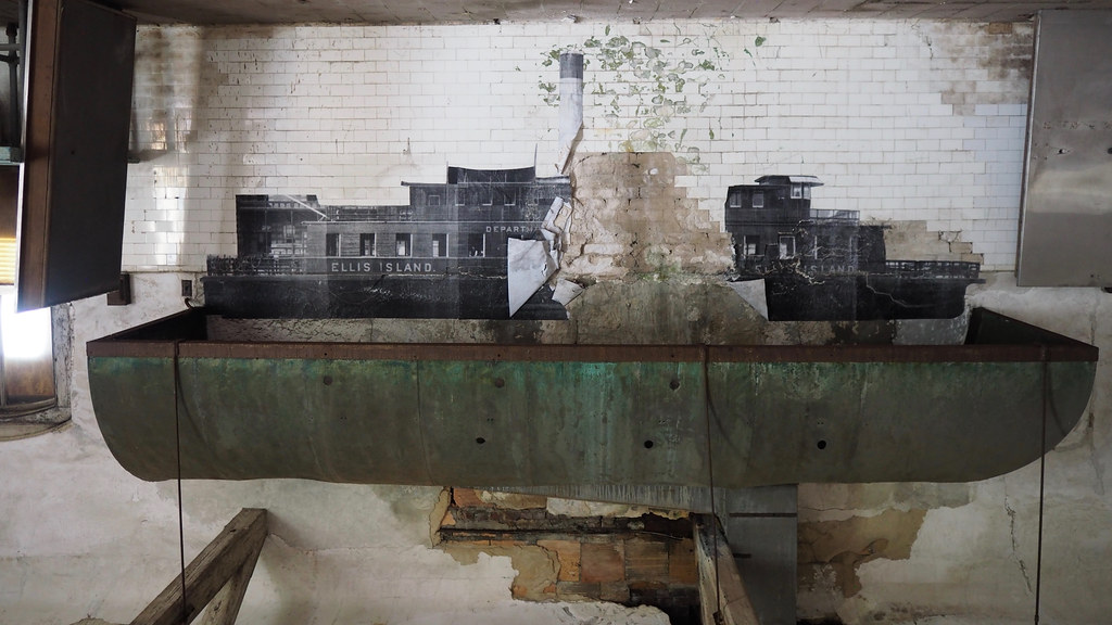 Ellis Island Hospital Complex Tour | OLYMPUS DIGITAL CAMERA | Flickr