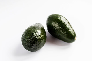 Close up of two avocados | by wuestenigel