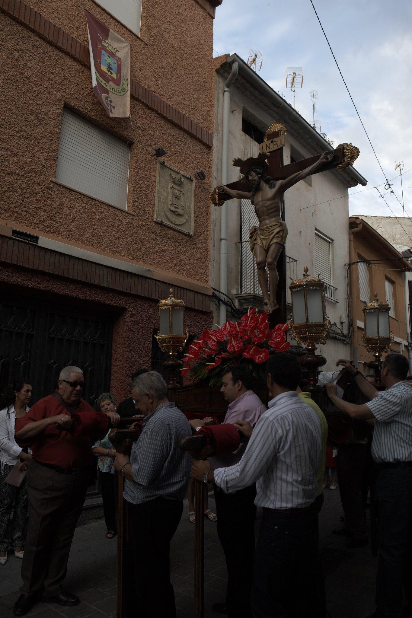 (2010-06-25) Vía Crucis de bajada - Heliodoro Corbí Sirvent (29)