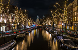 Classic Amsterdam [Explored 01.01.2018] | by Enrique EKOGA