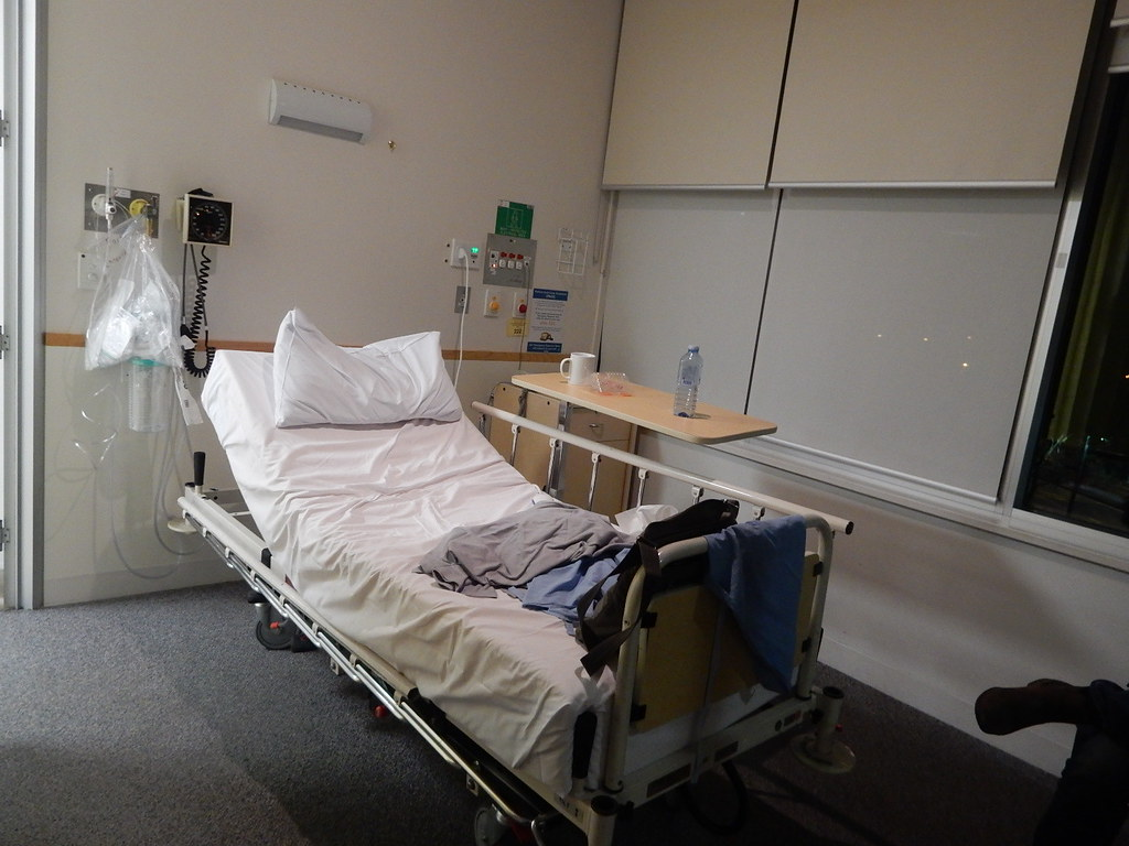 Day Surgery Bed | Michael Coghlan | Flickr