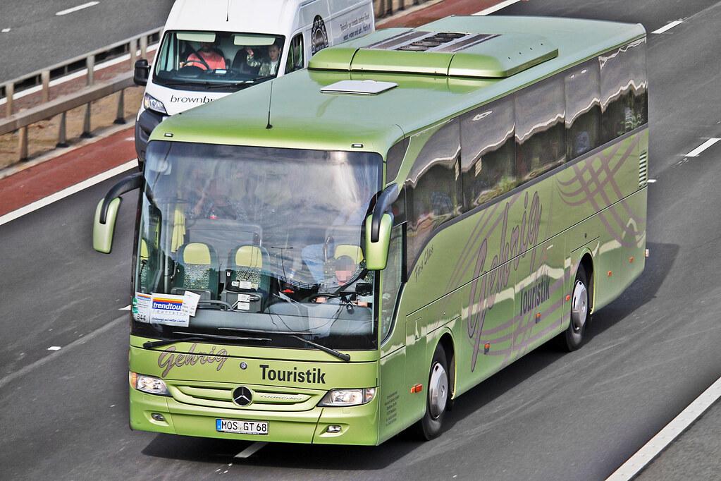 Mercedes-Benz Tourismo - MOS GT 68 - Neckar-Odenwald-Kreis
