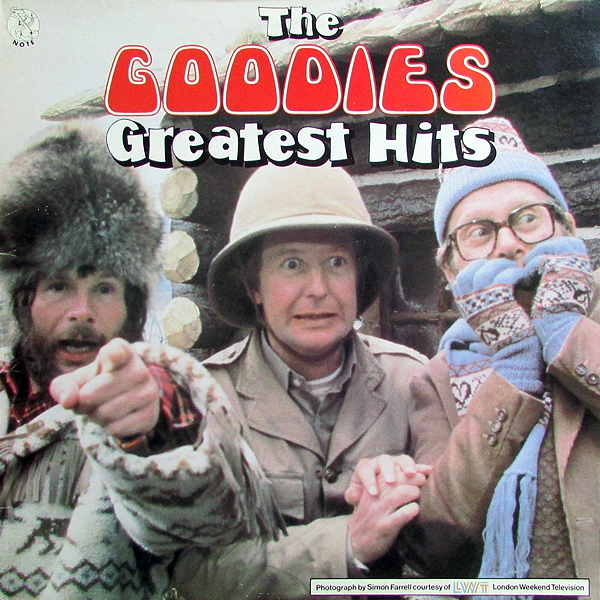 The Goodies - Greatest Hits