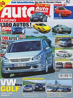Auto Zeitung 7/2003