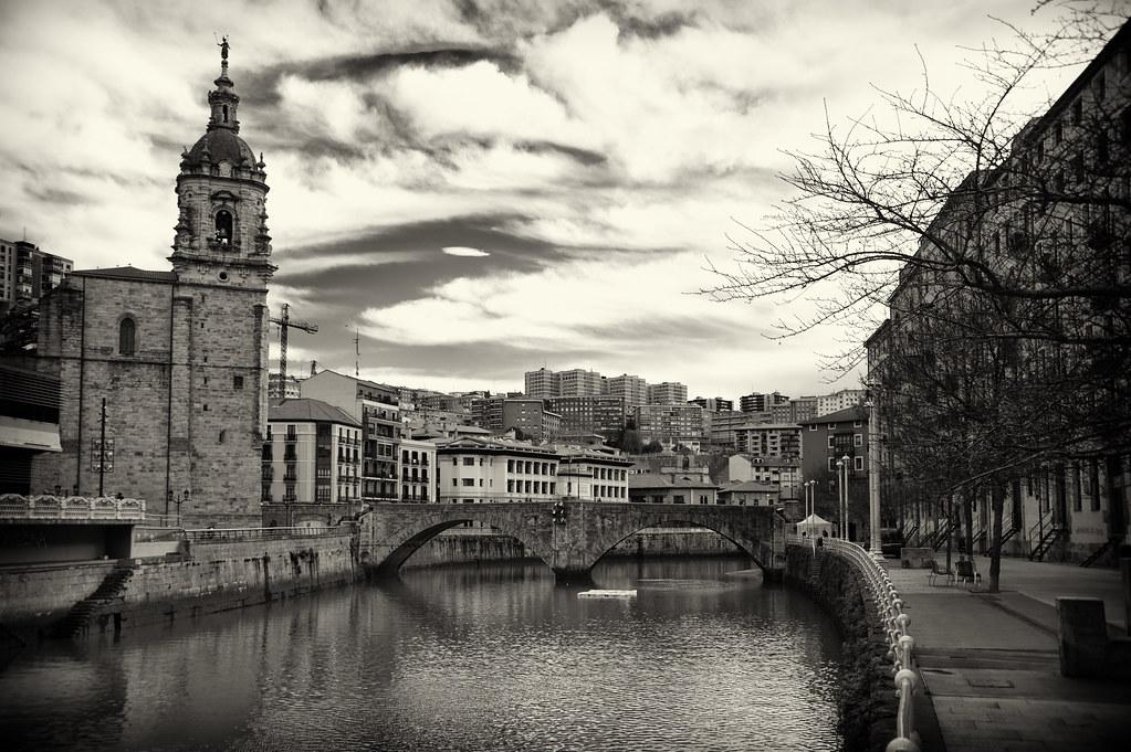 Casco Viejo. Bilbao