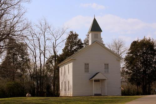 Sweetens Cove Primitive Baptist Church
