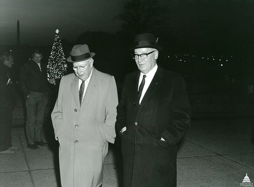 1967 U.S. Capitol Christmas Tree | by USCapitol