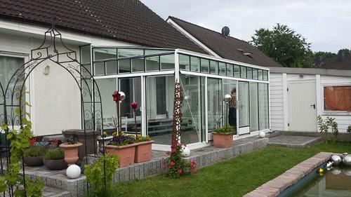 Anlehngewächshaus Pultdach Palmen GmbH (327) | by palmengmbh