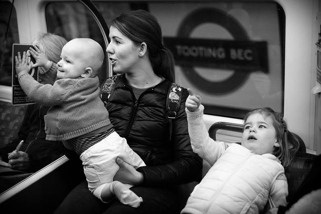 Kids on the Tube
