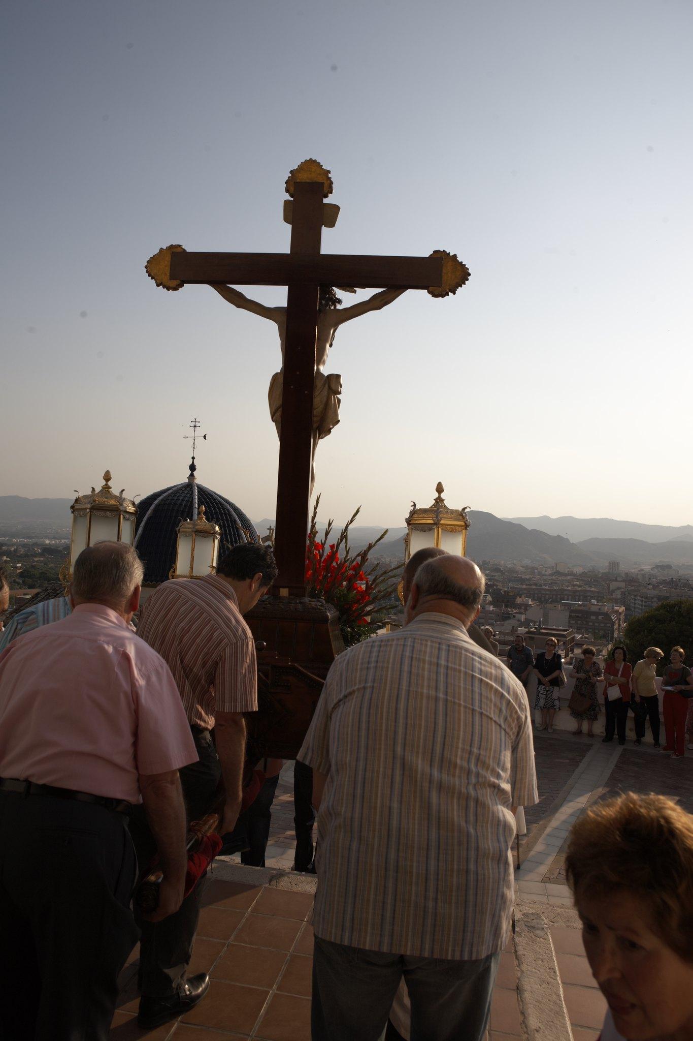 (2008-06-27) Vía Crucis de bajada - Heliodoro Corbí Sirvent (11)