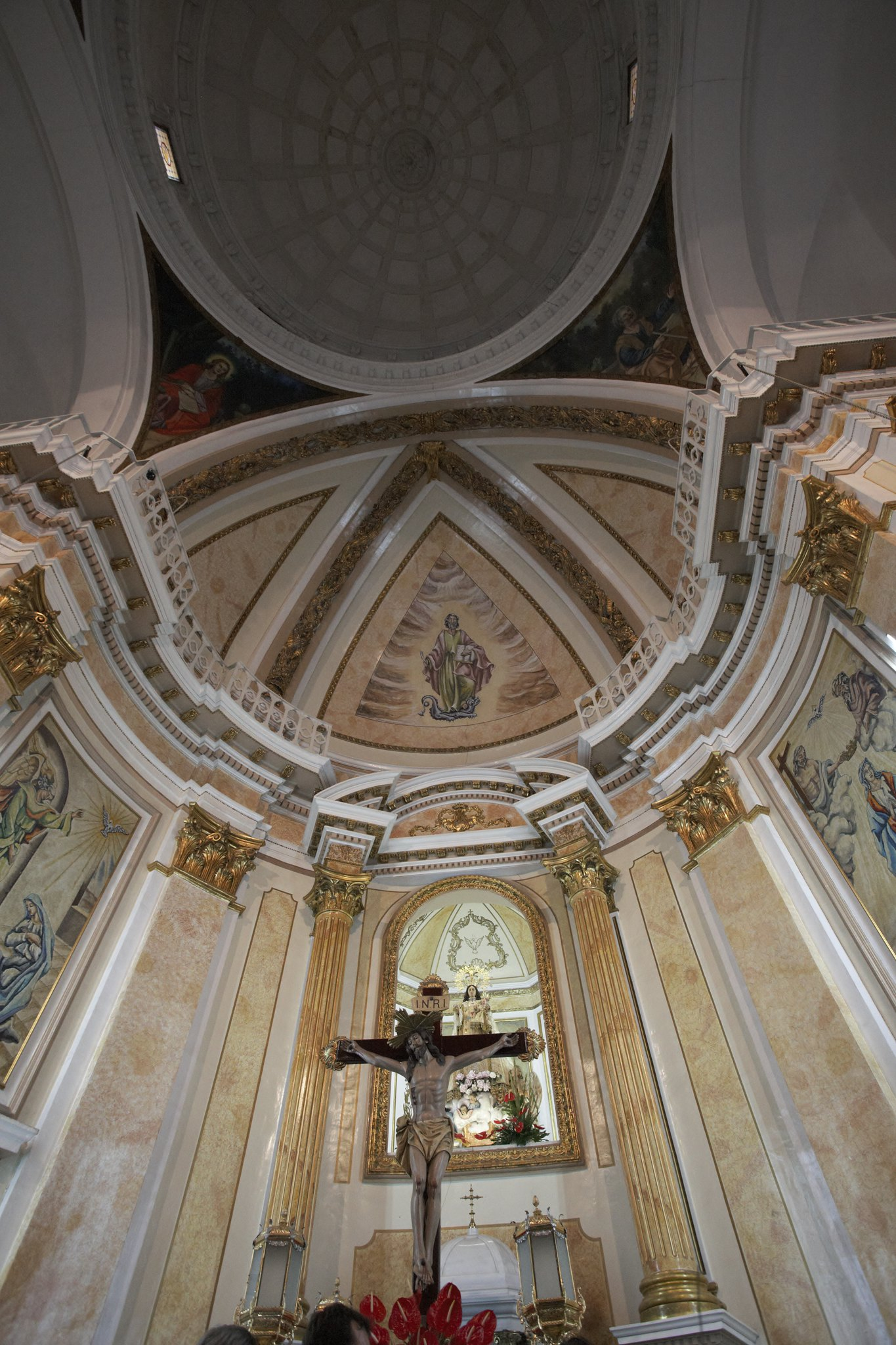 (2009-06-26) Vía Crucis de bajada - Heliodoro Corbí Sirvent (145)