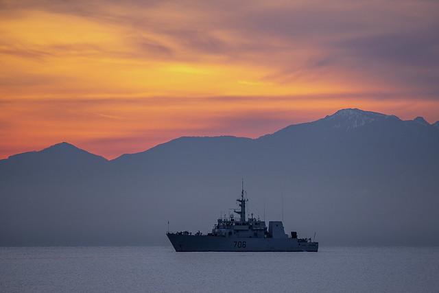 HMCS Yellowknife