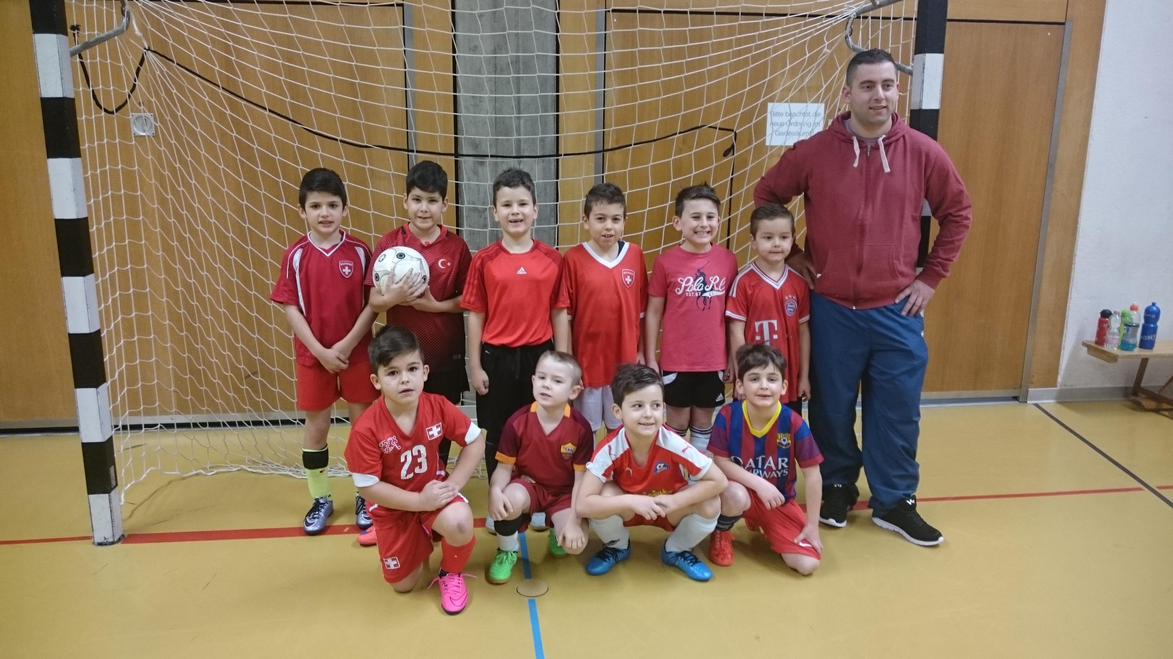2. WM-Turnier Fussballschule 2017