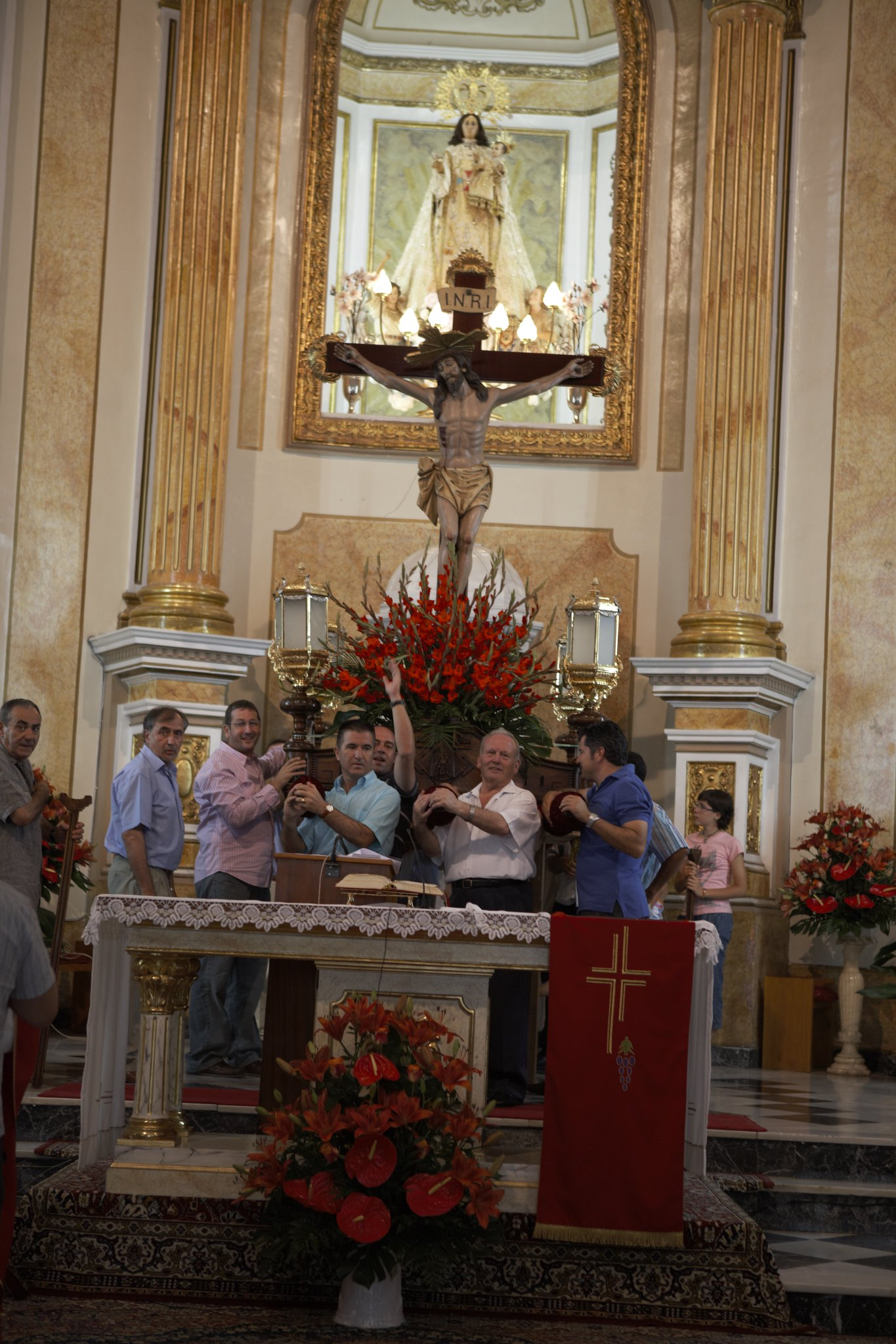 (2008-07-06) Procesión de subida - Heliodoro Corbí Sirvent (2)