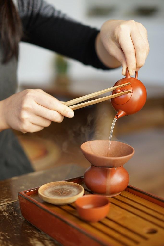 チャマシヌントゥル_中国茶