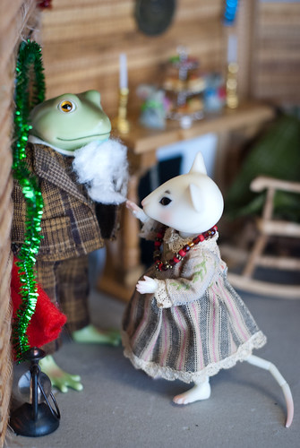 Christmas in Mousehouse 4 | by peregrina_tyss