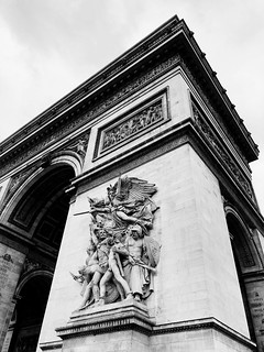 Arc de Triomphe | by DaDa1127