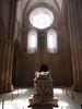 Alcobaça, věčný odpočinek krále Pedra I., foto: Petr Nejedlý