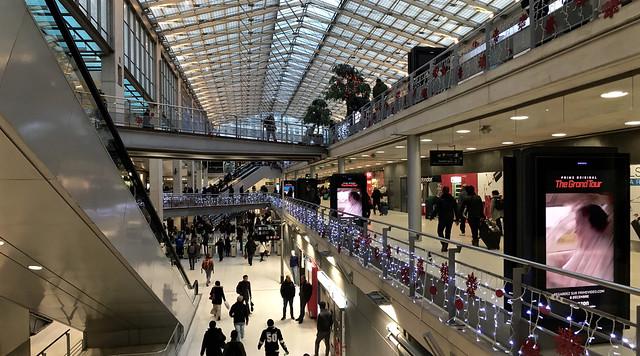 Paris Gare du Nord 4