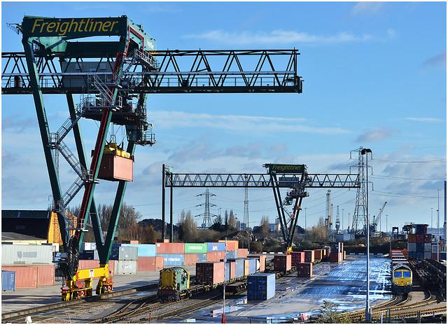 Rise of the machines: Southampton Maritime 2017
