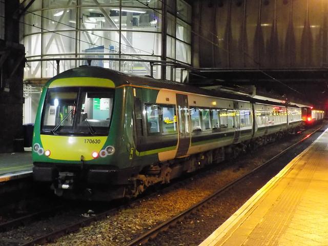 Farewell to London Midland